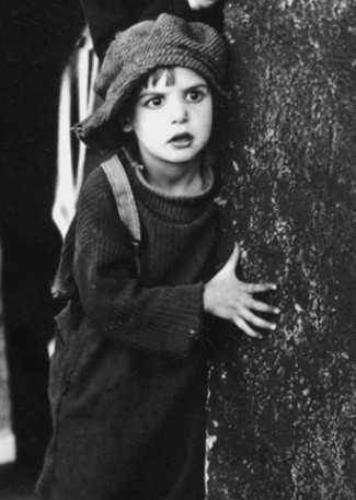 Jackie Coogan in the kid