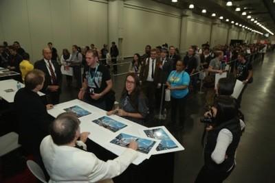 New York Comic-Con At Javitz Center