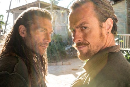 Black Sails season 1 - Flint Vane