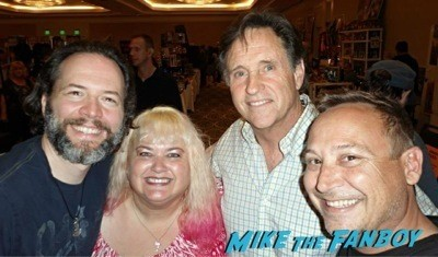 Christopher Daniel Barnes and Robert Hays
