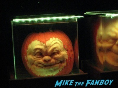 Descanso Garden Rise of the Jack O'lanterns carved pumpkins the walking dead  100
