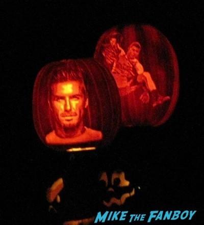 Descanso Garden Rise of the Jack O'lanterns carved pumpkins the walking dead  108