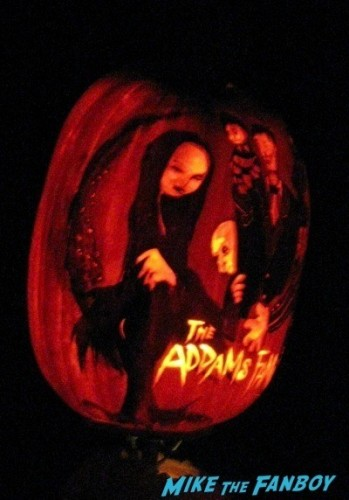 Descanso Garden Rise of the Jack O'lanterns carved pumpkins the walking dead  49
