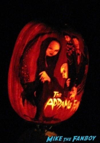 Descanso Garden Rise of the Jack O'lanterns carved pumpkins the walking dead  49