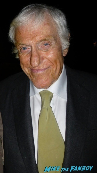 Dick Van Dyke fan photo signing autographs now 2014 1