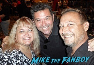 Erich Anderson fan photo signing autographs now 2014 felicitys father 7