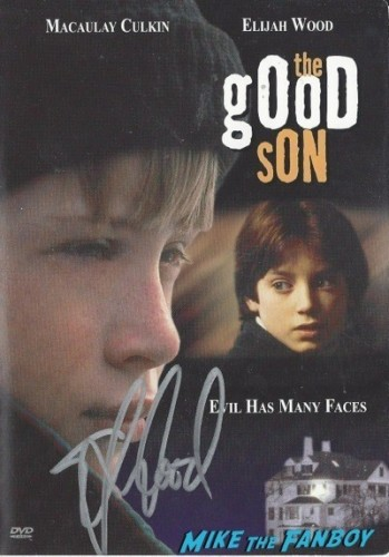 GOOD SON signed autograph dvd cover