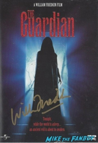 GUARDIAN signed autograph dvd