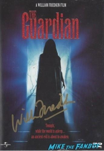 GUARDIAN signed autograph dvd