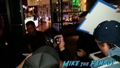 Horns movie premiere juno temple daniel radcliffe autographs 4