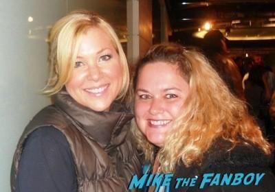 Jennifer Aspen fan photo signing autographs rare