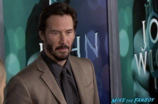 John Wick los angeles premiere red carpet keanu reeves 7