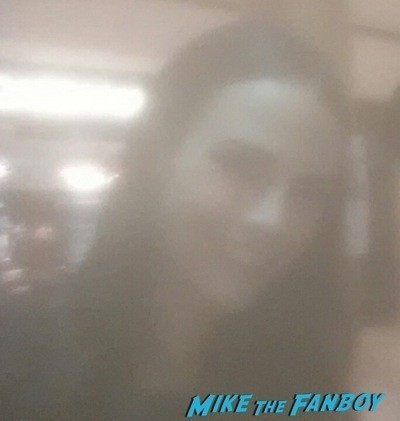 Jordana brewster signing autographs fan photo hot rare 1
