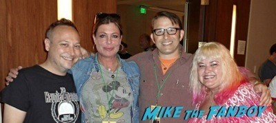 Kelly LeBrock and Ilan Mitchell-Smith