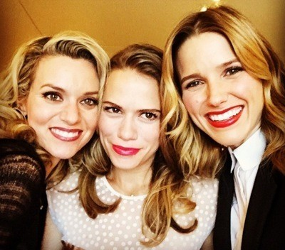 One tree hill reunion selfies sophia bush