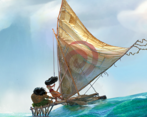 "From Walt Disney Animation Studios comes ""Moana,"" a sweeping, CG-animated comedy-adventure about a spirited teenager on an impossible mission to fulfill her ancestors' quest. A born navigator, Moana sets sail from the ancient South Pacific islands of Oceania in search of a fabled island. During her incredible journey, she teams up with her hero, the legendary demi-god Maui, to traverse the open ocean on an action-packed voyage, encountering enormous sea creatures, breathtaking underworlds and ancient folklore. Directed by the renowned filmmaking team of Ron Clements and John Musker (""The Little Mermaid,"" ""The Princess and the Frog,"" ""Aladdin""), ""Moana"" arrives in theaters in late 2016. ©2014 Disney. All Rights Reserved.From Walt Disney Animation Studios comes ""Moana,"" a sweeping, CG-animated comedy-adventure about a spirited teenager on an impossible mission to fulfill her ancestors' quest. A born navigator, Moana sets sail from the ancient South Pacific islands of Oceania in search of a fabled island. During her incredible journey, she teams up with her hero, the legendary demi-god Maui, to traverse the open ocean on an action-packed voyage, encountering enormous sea creatures, breathtaking underworlds and ancient folklore. Directed by the renowned filmmaking team of Ron Clements and John Musker (""The Little Mermaid,"" ""The Princess and the Frog,"" ""Aladdin""), ""Moana"" arrives in theaters in late 2016. ©2014 Disney. All Rights Reserved."