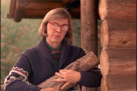 Twin peaks log lady