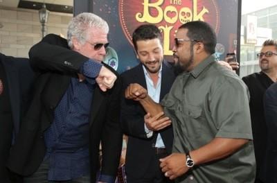 Ron Perlman, Diego Luna, Ice Cube