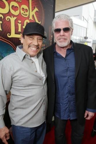 Danny Trejo, Ron Perlman