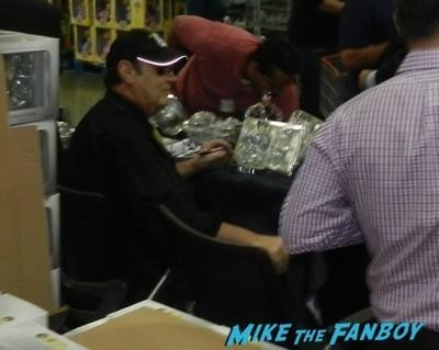 dan aykroyd crystal head vodka autograph signing costco burbank halloween 3