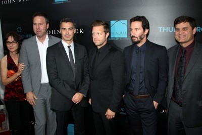 "New York Special Screening of Lionsgate's new film ""John Wick"", presented by Carl F. Bucherer"