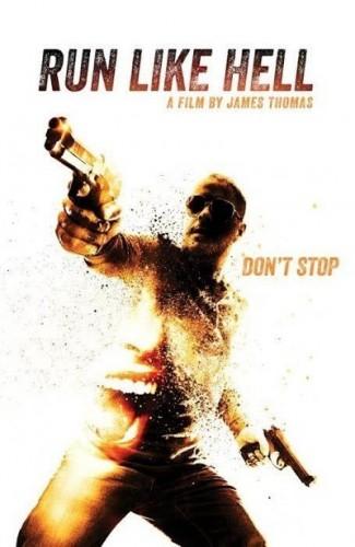 run like hell movie poster