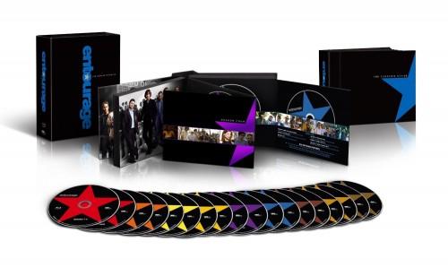 entourage the complete series dvd set