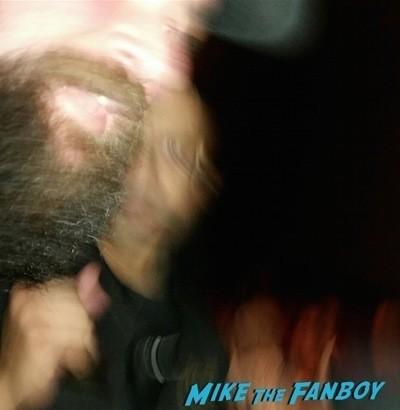 Al Pacino fan photo selfie rare photo flop 2
