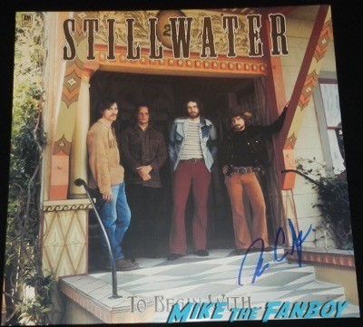 Billy Crudup signed autograph stillwater almost famous prop