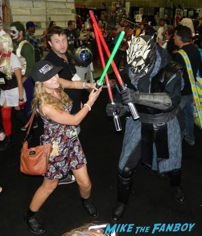 Comikaze 2014 Cosplay Guardians of the Galaxy arrow 16