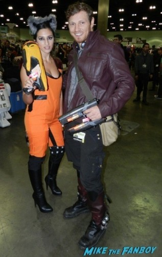 Comikaze 2014 Cosplay Guardians of the Galaxy arrow 31