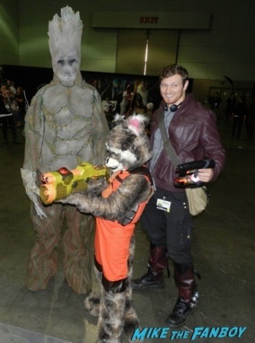 Comikaze 2014 Cosplay Guardians of the Galaxy arrow 32