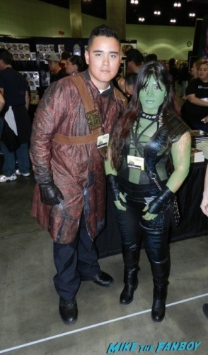 Comikaze 2014 Cosplay Guardians of the Galaxy arrow 4