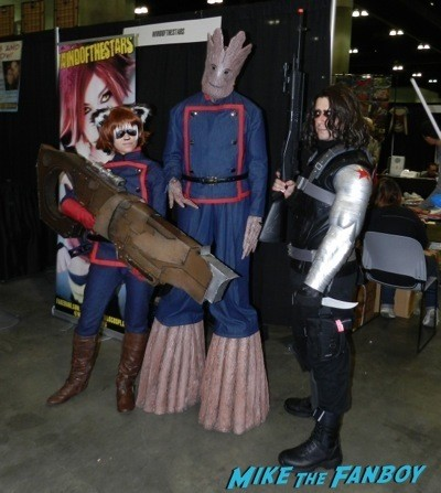 Comikaze 2014 Cosplay Guardians of the Galaxy arrow 43