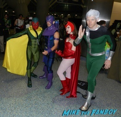Comikaze 2014 Cosplay Guardians of the Galaxy arrow 55