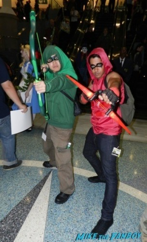 Comikaze 2014 Cosplay Guardians of the Galaxy arrow 56