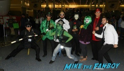 Comikaze 2014 Cosplay Guardians of the Galaxy arrow 72