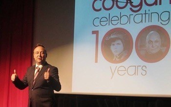 Coogan Centennial jackie coogan tribute with Keith Coogan 14