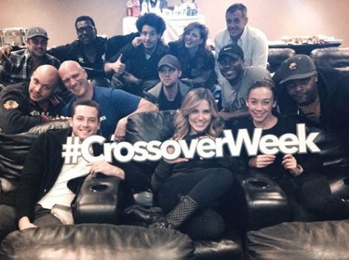Crossover week photos