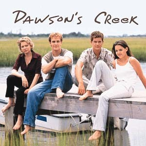 Dawsons-Creek cast photo joshua jackson