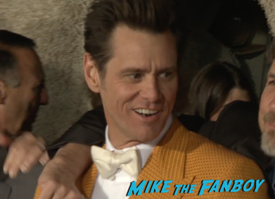 Dumb and Dumber to world premiere jim carrey jeff daniels red carpet 2