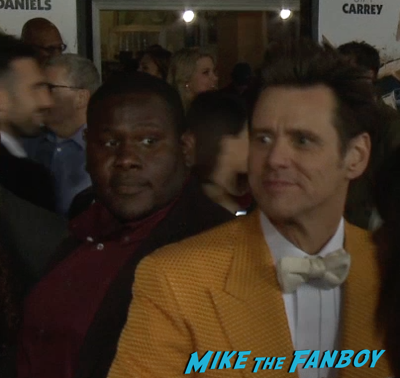 Dumb and Dumber to world premiere jim carrey jeff daniels red carpet 3