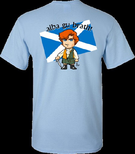 Heughligan CJ shirt