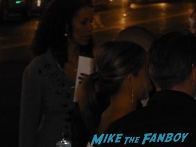 Horrible Bosses 2 premiere jennifer aniston signing autographs 1