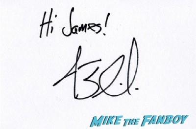 Jason Sudeikis fan photo Horrible Bosses 2 premiere london jason sudekis signing autographs 6