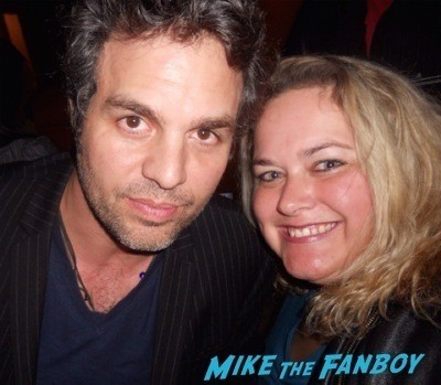 Mark Ruffalo fan photo hot sexy hulk 1
