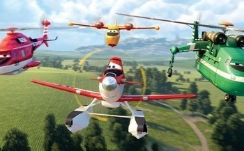 Planes: Fire & Rescue press promo still 13