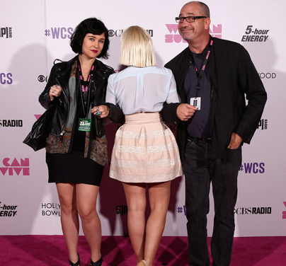 sia's meet and greet photossia's meet and greet photos