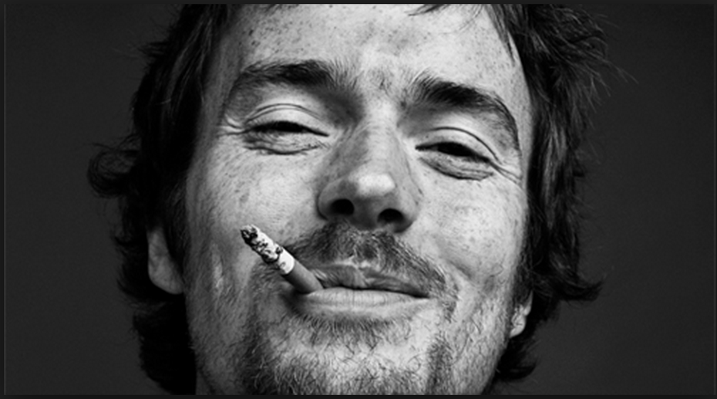 damien Rice smoking