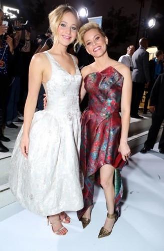 Jennifer Lawrence, Elizabeth Banks